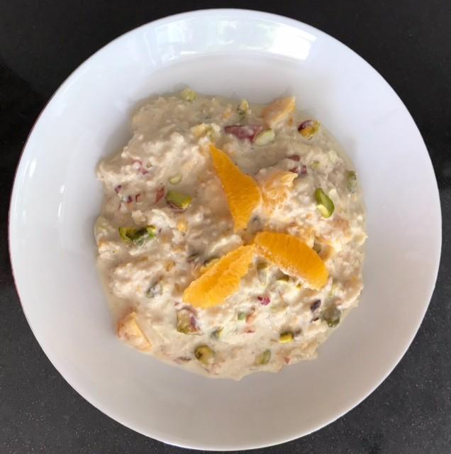 Fresh Orange Meusli